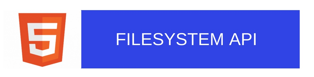FileSystem api