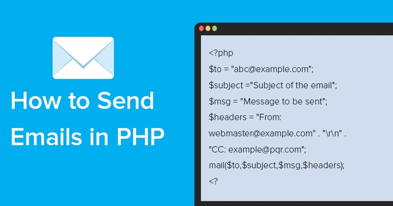 mail php